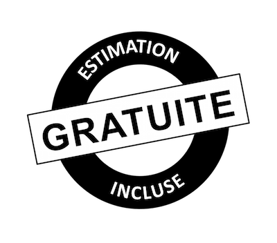 Estimation / cote gratuite incluse